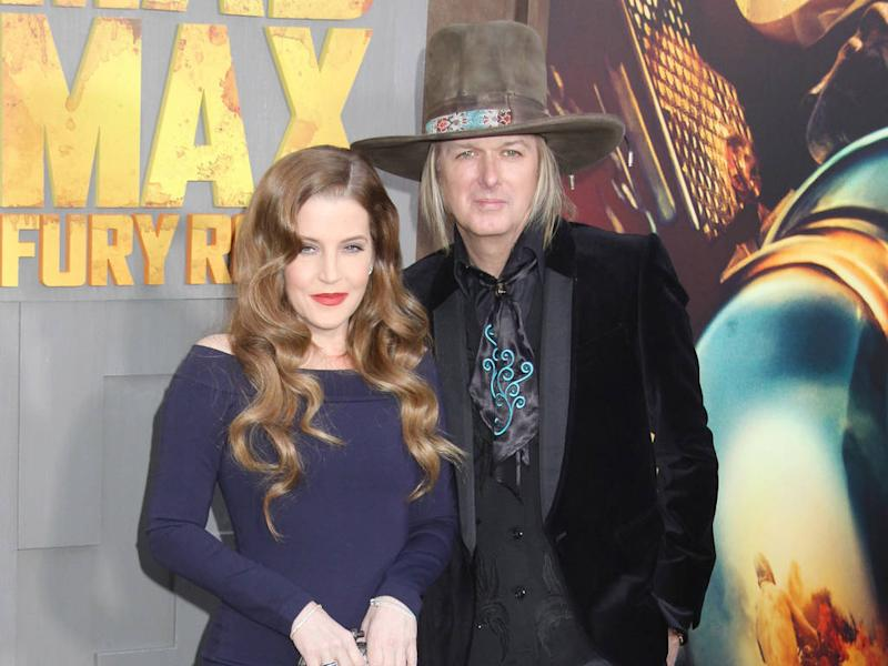 Lisa Marie Presley's twins placed in care after 'indecent child pictures found on ex's computer'