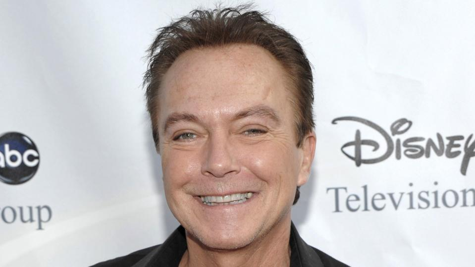 David Cassidy's family warn singer is 'very sick' Copyright: