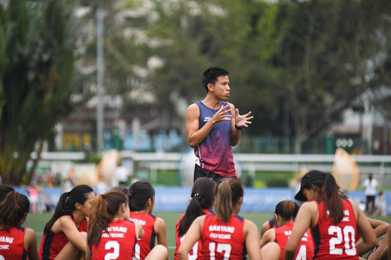Why I Play series: Touch rugby player Terence Toh (PHOTO: Stefanus Ian/Yahoo News Singapore)