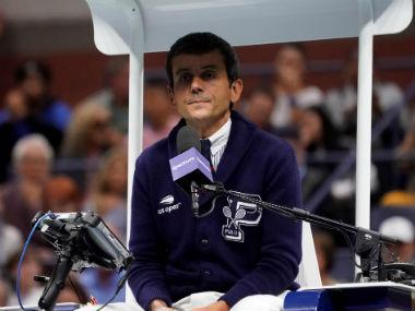 Chair umpire Carlos Ramos focusing on 'working again' after Serena Williams incident during US Open women's final