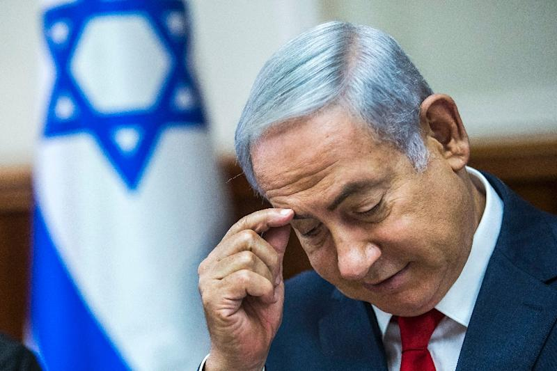 Netanyahu defends Qatari cash infusion to Gaza