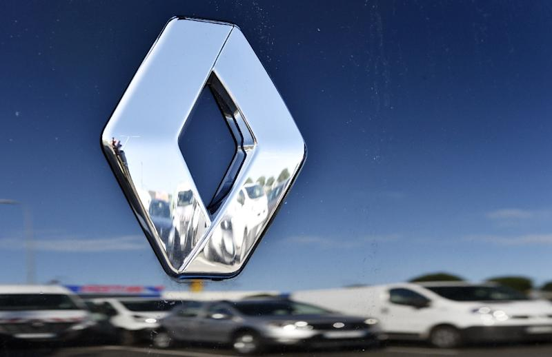Renault called the Nissan alliance 'a pillar' (AFP Photo/LOIC VENANCE)