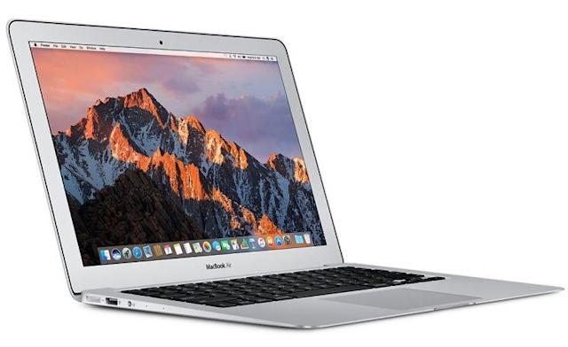 Apple's MacBook Air has solid performance, but can't match the Surface Pro.