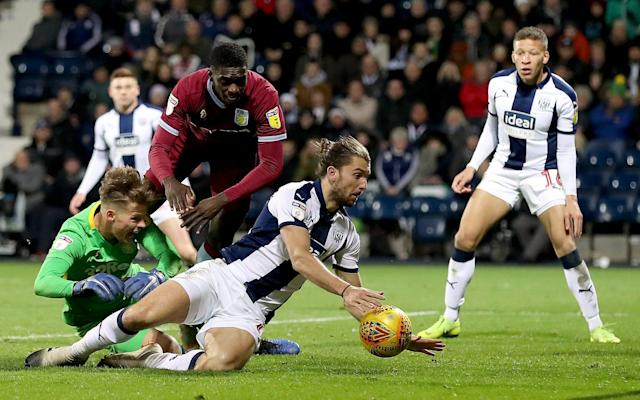 West Brom 2 Aston Villa 2