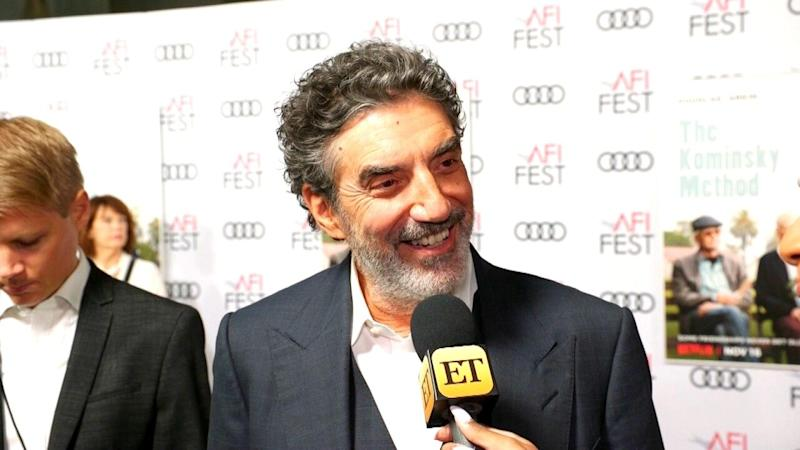 Chuck Lorre Says His New TV Show Is About How 'Immigrants Make America Great'