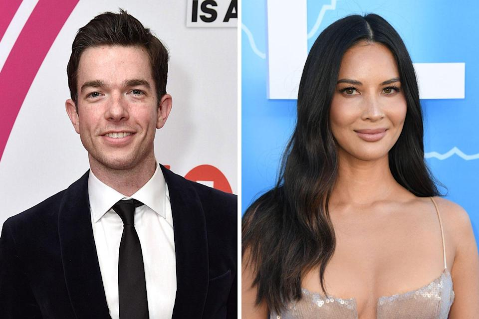 John Mulaney and Olivia Munn Are Reportedly Dating