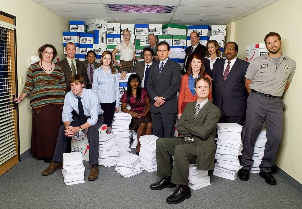"""2007 Emmy Awards:  <a href=""""/office/show/36001"""">The Office</a> nominated for Best Comedy"""