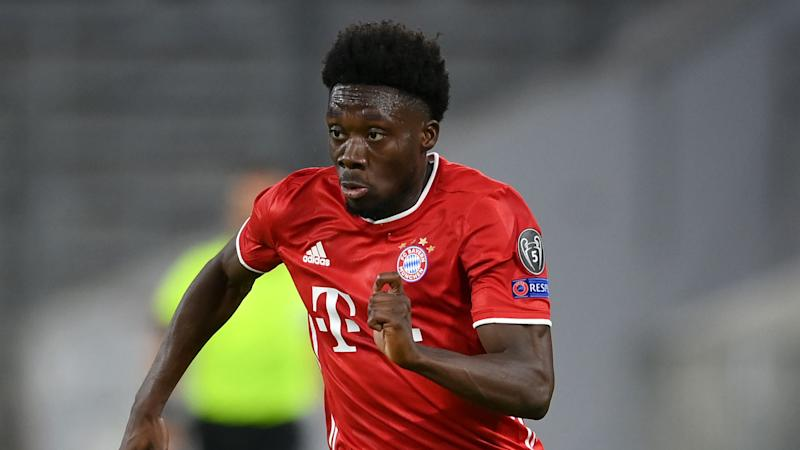 Bayern Munich star Davies could have been a Crystal Palace player but we couldn't get a work permit - Parish