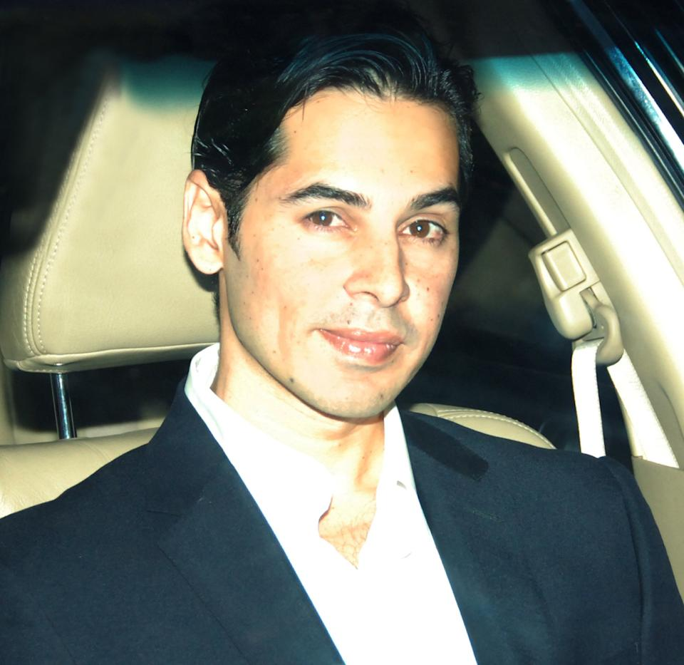 MUMBAI, INDIA - JANUARY 18: Actor Dino Morea at an event in Mumbai on January 18, 2010.  (Photo by Yogen Shah/The India Today Group via Getty Images)
