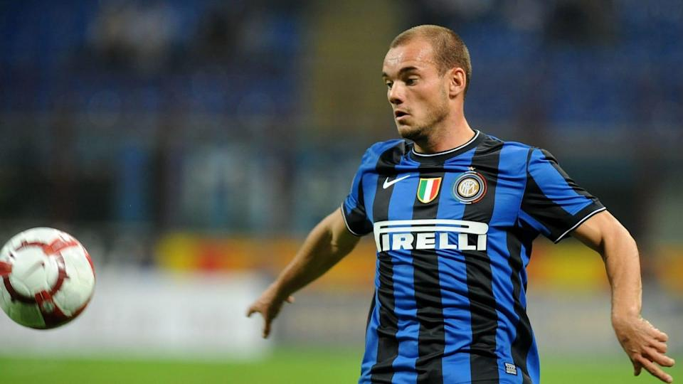 Wesley Sneijder | Massimo Cebrelli/Getty Images