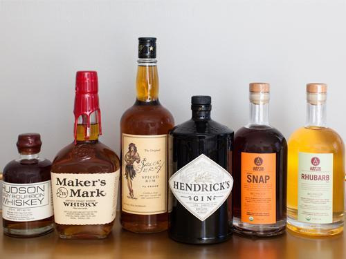 """<div class=""""caption-credit"""">Photo by: Stephanie Stanley</div><div class=""""caption-title"""">The essentials</div>""""Having at least one foolproof, easy-to-make signature cocktail is a must when entertaining,"""" says Gibbons. """"You'll look like a total pro and are sure to impress your guests."""" With just these six foundational spirits--a craft whiskey, a Kentucky bourbon, a quality rum, a gin, and a couple of interesting cordials, you can create countless drinks. We particularly love Art in the Age Snap, which evokes freshly baked ginger snaps, and Rhubarb, which acts like a vodka sub-in, but with cardamom and pink peppercorn flavors. <ul> <li> <b><a rel=""""nofollow noopener"""" href=""""http://www.redbookmag.com/recipes-home/tips-advice/party-food-recipes?link=relt&dom=yah_life&src=syn&con=blog_redbook&mag=rbk"""" target=""""_blank"""" data-ylk=""""slk:The 30 Best Party Foods of All Time"""" class=""""link rapid-noclick-resp"""">The 30 Best Party Foods of All Time</a></b> </li> <li> <a rel=""""nofollow noopener"""" href=""""http://www.redbookmag.com/recipes-home/tips-advice/classic-cocktails?link=relt&dom=yah_life&src=syn&con=blog_redbook&mag=rbk"""" target=""""_blank"""" data-ylk=""""slk:6 Classic Cocktails to Sip Now"""" class=""""link rapid-noclick-resp""""><b>6 Classic Cocktails to Sip Now</b></a> </li> </ul>"""