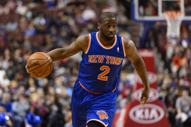 Knicks' Raymond Felton to plead guilty to weapon charge, avoid jail time after February arrest