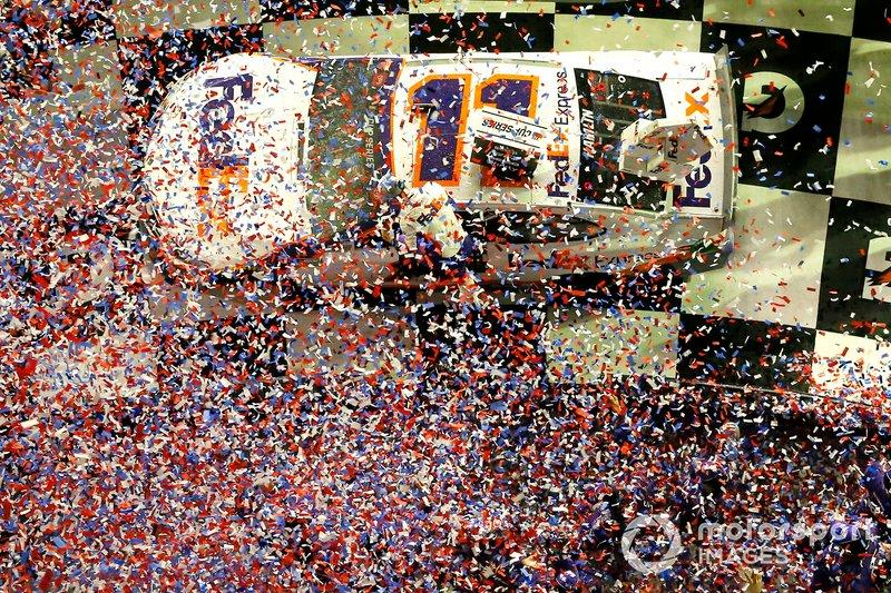"""3. Denny Hamlin - 7 wins - 4th in points<span class=""""copyright"""">Russell LaBounty / NKP / Motorsport Images</span>"""