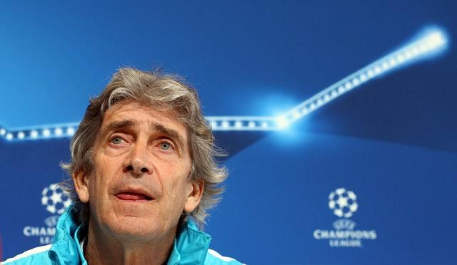 Manuel Pellegrini guided City to the knockout stages for the first time