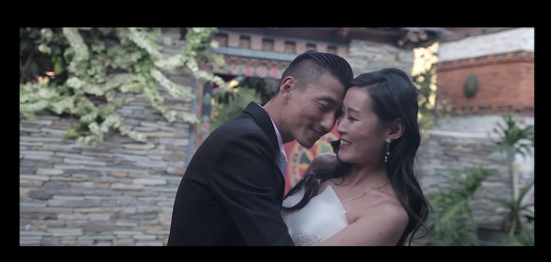 Fairytale Wedding Singapore Journalist Goes To Bhutan And Marries Her Tour Guide In Whirlwind Romance