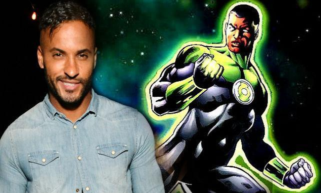 Green Lantern screenwriter Michael Green wants Ricky Whittle to play John Stewart in a Green Lantern film