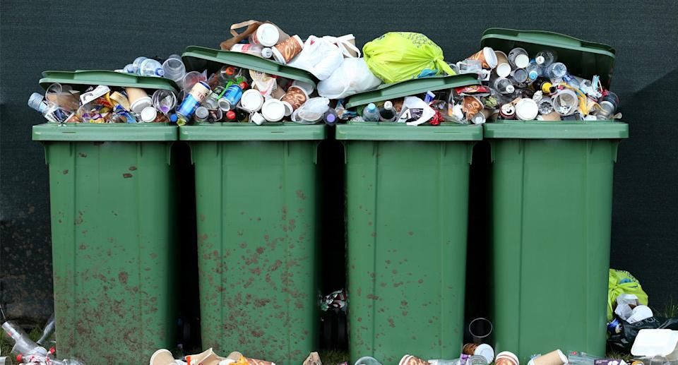 The WA government has a new waste initiative to get people to put the correct items in recycle bins and green bins.