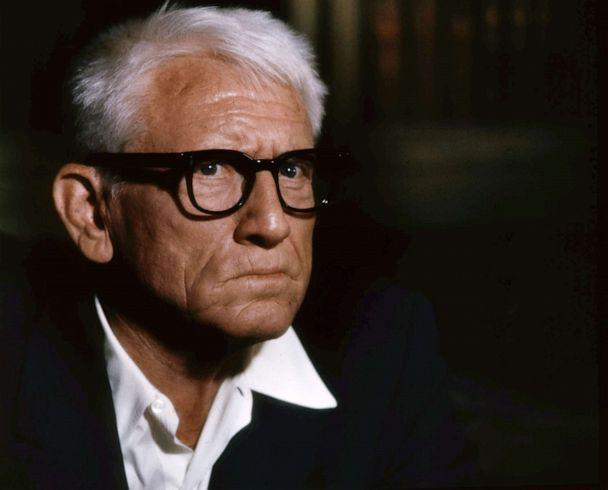 PHOTO: Spencer Tracy stars in the 1967 film, 'Guess Who's Coming To Dinner?' (Columbia/Kobal/Shutterstock)