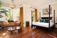 """<p>Dating back to 1879 and located in Belfast's Queen's Quarter, these former Victorian merchants' residences have been restored into luxury apartments with a unique style. <a href=""""https://go.redirectingat.com?id=127X1599956&url=https%3A%2F%2Fwww.booking.com%2Fhotel%2Fgb%2Fthe-harrison-chambers-of-distinction.en-gb.html%3Faid%3D2070929%26label%3Dbest-northern-ireland-hotels&sref=https%3A%2F%2Fwww.redonline.co.uk%2Ftravel%2Fg36566718%2Fbest-hotels-in-northern-ireland%2F"""" rel=""""nofollow noopener"""" target=""""_blank"""" data-ylk=""""slk:The Harrison Chambers of Distinction"""" class=""""link rapid-noclick-resp"""">The Harrison Chambers of Distinction</a> is an individual celebration of the city, with each of its 16 rooms celebrating a different creative legend with links to Belfast. </p><p>The rooms combine modern luxuries with antique pieces collected over many years by the owner, Melanie Harrison. They're complete with en-suite rainforest shower rooms, with some enjoying beautiful standalone Victorian-style baths, ideal for a relaxing soak after exploring the vibrant city of Belfast.</p><p><a class=""""link rapid-noclick-resp"""" href=""""https://go.redirectingat.com?id=127X1599956&url=https%3A%2F%2Fwww.booking.com%2Fhotel%2Fgb%2Fthe-harrison-chambers-of-distinction.en-gb.html%3Faid%3D2070929%26label%3Dbest-northern-ireland-hotels&sref=https%3A%2F%2Fwww.redonline.co.uk%2Ftravel%2Fg36566718%2Fbest-hotels-in-northern-ireland%2F"""" rel=""""nofollow noopener"""" target=""""_blank"""" data-ylk=""""slk:BOOK NOW"""">BOOK NOW</a></p>"""