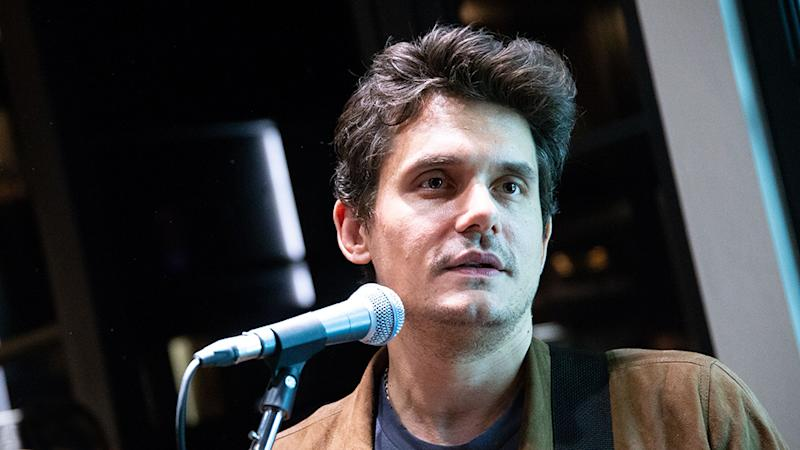 230966524 John Mayer's Instagram Talk Show Returns With Guests Andy Cohen and Maggie  Rogers