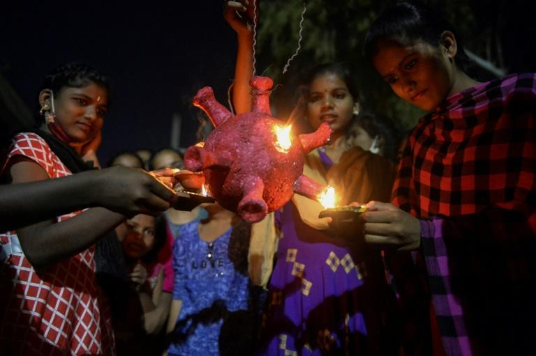 The pandemic and chronic pollution cast a shadow over Diwali celebrations for hundreds of millions in India on the biggest Hindu holiday of the year