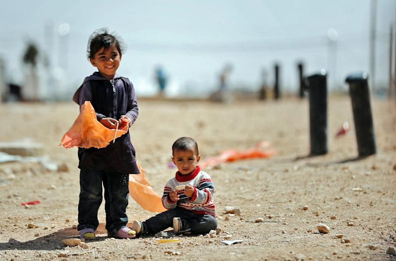 Syria refugee total hits over five million