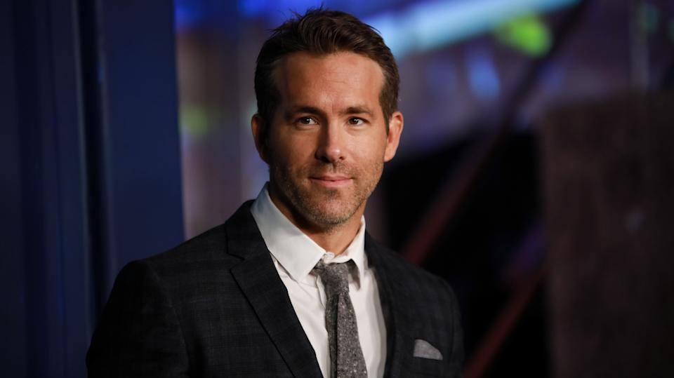 Ryan Reynolds has made the news for recent charitable contributions, including a donation to an Indigenous women leadership initiative. (Photo: Jason Mendez via Getty Images)
