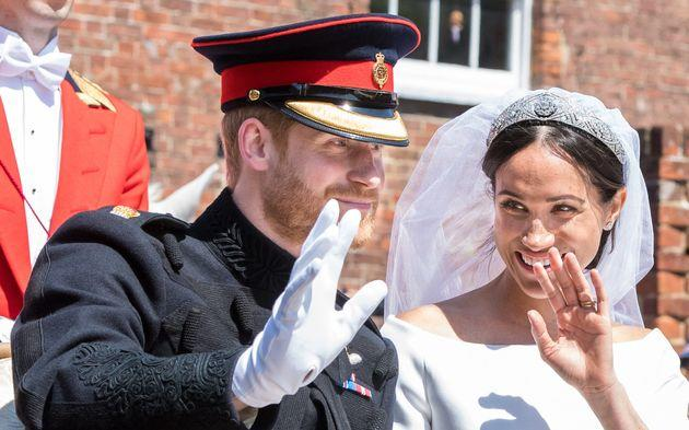 In the year Harry and Meghan married, Charles's non-official expenditure increased by £155,000, up 5.2% to £3.16 million