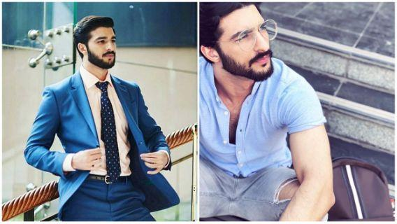 <p>Rohman Shawl is a 27-year-old model from NOIDA, in Delhi. </p>