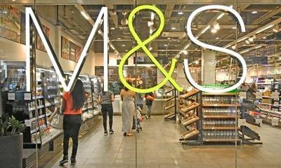 Marks & Spencer share price rallies even as retailer's profits tumble