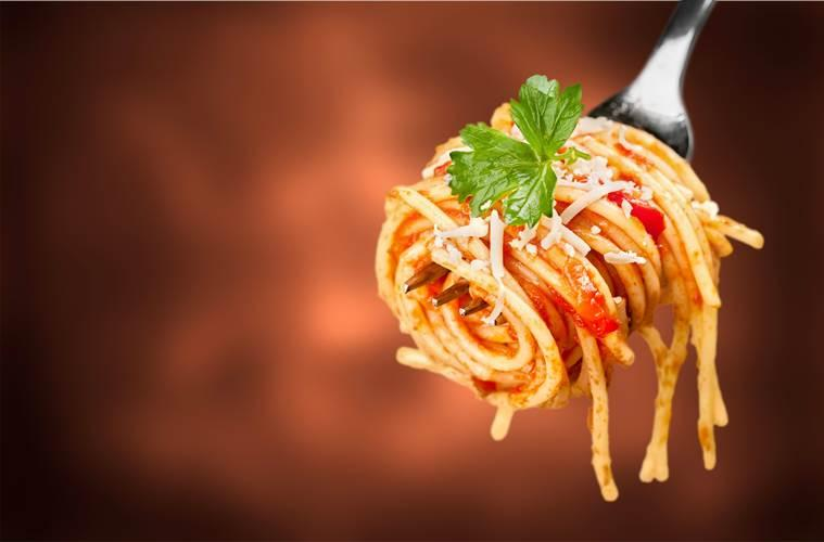 pasta, bad mealtime habits, indian express news