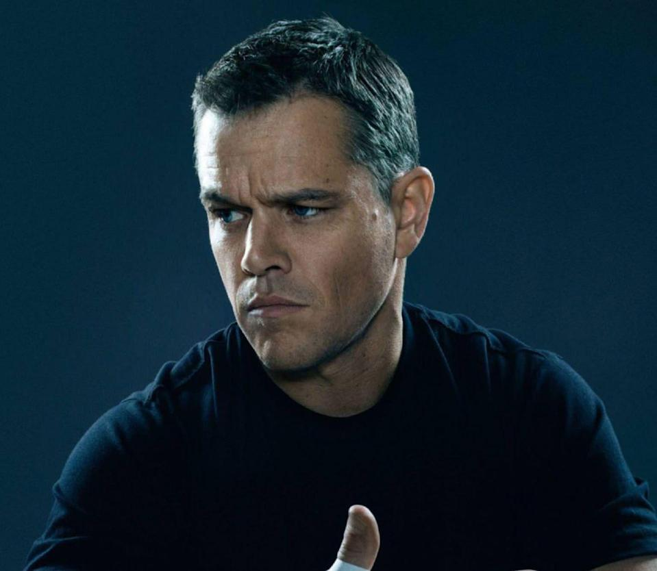 <p>Matt Damon's most famous movie role is as this simultaneously brainwashed and amnestic super-agent who's always the fastest, strongest guy in a room. What makes Bourne particularly lethal is not just his cold demeanor, but also the fact that he can, and will, fight (and probably kill) you with anything, including a magazine, a toaster, a pen, and some vodka.</p>
