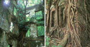 """The """"Minxiong Haunted House"""" (民雄鬼屋) is pictured in this undated file photo. (Courtesy of Chiayi County Cultural Tourism Bureau)"""