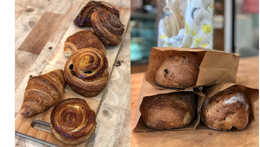Patisserie and Artisanal Bakeries in Singapore for Freshly Baked Bread, Croissants and Pastries