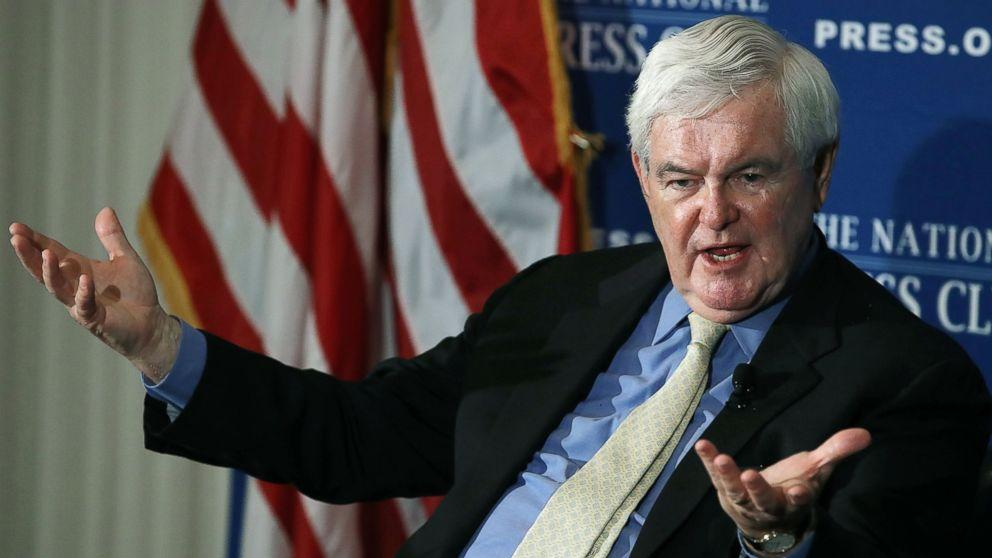 Newt Gingrich says Trump has a 'compulsion to counterattack' (ABC News)