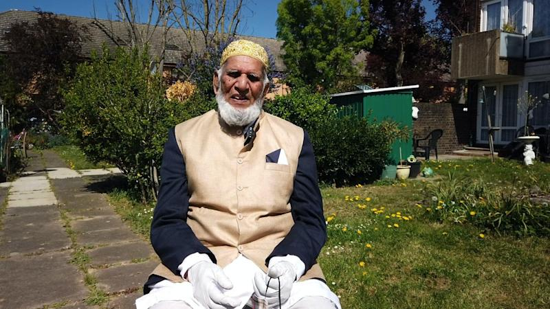 100-year-old made OBE for fundraising efforts during Ramadan