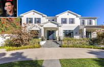"""<p><strong>Location:</strong> Beverly Hills, Calif.</p> <p>PEOPLE reported in late January that the NFL Hall of Famer turned sports analyst, 45, was selling his Beverly Hills home for $28 million.</p> <p>Gonzalez and his wife, former """"Beat Shazam"""" DJ October Gonzalez, bought the property for $7.1 million in 2016 and demolished the traditional-style house that stood there, opting for a more modern chateau, <a href=""""https://www.latimes.com/business/real-estate/story/2020-12-22/tony-gonzalez-beverly-hills-home-sale-relist"""" rel=""""nofollow noopener"""" target=""""_blank"""" data-ylk=""""slk:according to the L.A. Times"""" class=""""link rapid-noclick-resp"""">according to the <em>L.A. Times</em></a>.</p> <p>At 12,855 square feet, the manor — which includes a lighted tennis court, a sparkling pool and lush greenery — is almost three times the size of the house it replaced, <em>The Times</em> writes. It was first listed over the summer for $30 million.</p> <p><a href=""""https://people.com/home/nfl-hall-of-famer-tony-gonzalez-is-selling-his-beverly-hills-house-for-28-million/"""" rel=""""nofollow noopener"""" target=""""_blank"""" data-ylk=""""slk:See more photos of Tony Gonzalez's home."""" class=""""link rapid-noclick-resp"""">See more photos of Tony Gonzalez's home.</a></p>"""