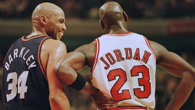 Charles Barkley doesn't expect friendship with Michael Jordan to ...