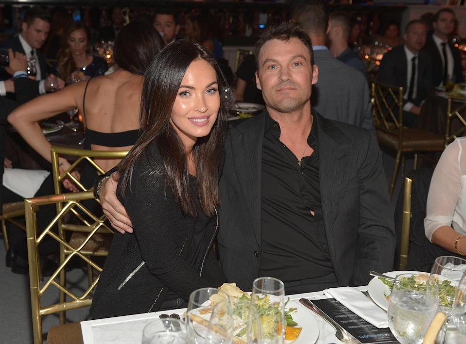 Brian Green went on to marry Megan Fox and have three more sons. (Photo: Charley Gallay/WireImage)