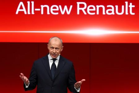 Renault board to meet, as CEO denounces potential exit as 'coup'
