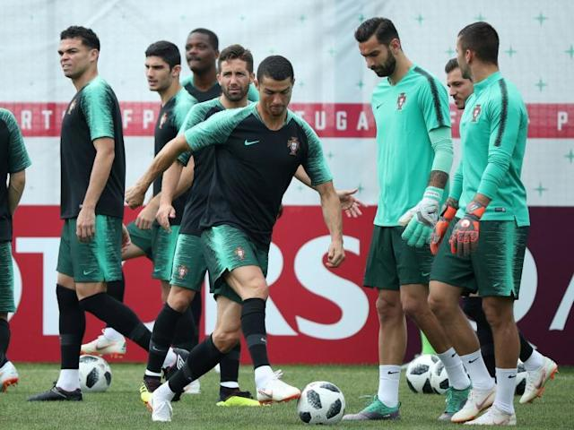 Portugal vs Morocco LIVE World Cup 2018: Kick-off time, what channel, prediction, team news, betting odds
