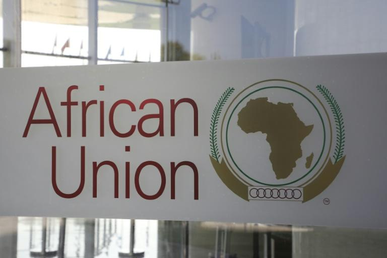 The African Union sayid 90 percent of the issues had been resolved between the three countries (AFP Photo/Ludovic MARIN)