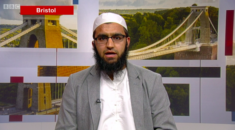 Comments about Israel from Imam Abdullah Patel have been unearthe following his appearance on the Tory leadership debate (BBC)