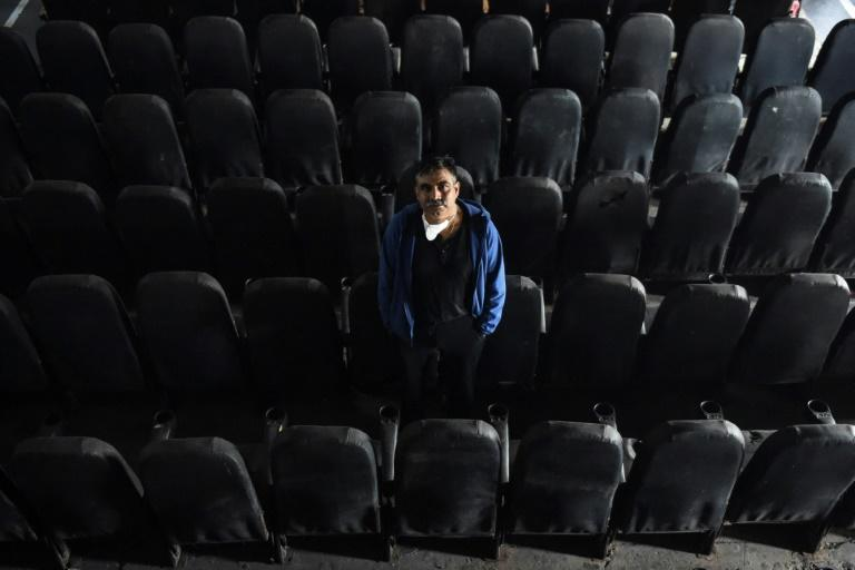 Like many other once-teeming movie houses across India that were already struggling to stay afloat, the pandemic may be the final death knell for the century-old Shahi Theatre