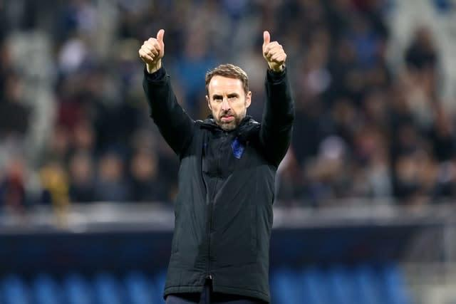 Gareth Southgate will be looking to learn some vital lessons in Vienna (Steven Paston/PA)
