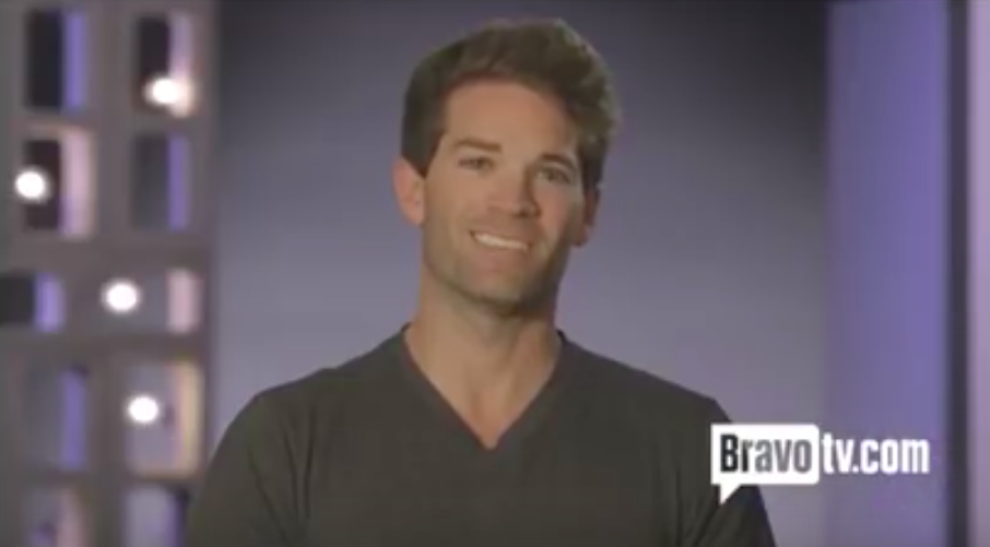 <em>Robicheaux appeared on Bravo TV show 'Online Dating Rituals Of The American Male' (YouTube/Bravo)</em>