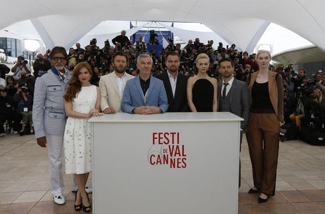 The Great Gatsby Hits Cannes! Carey Mulligan, Leonardo DiCaprio & More At Photocall