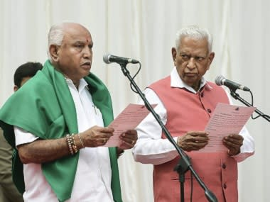 Karnataka poll results: BS Yeddyurappa is chief minister, but history has lessons for leaders without numbers