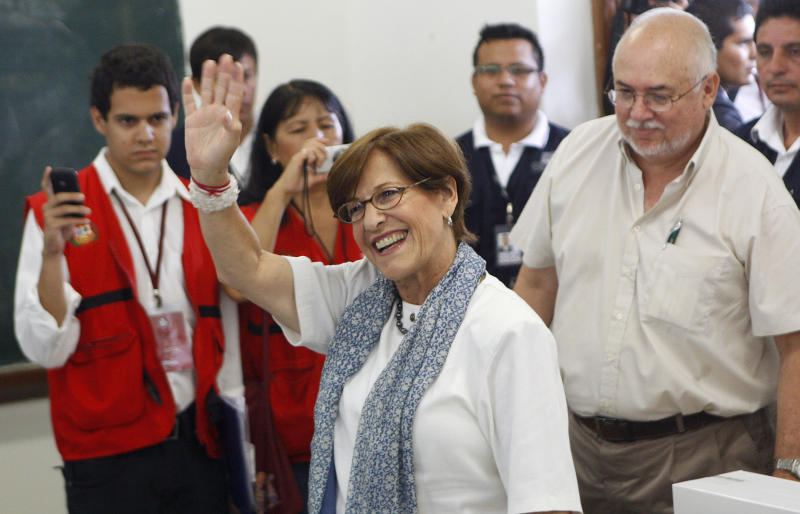 Exit polls: Lima's mayor survives recall election