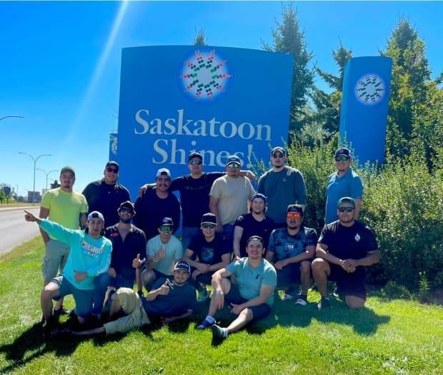 Eight players and family of the Waswanipi Chiefs hockey team have tested positive for COVID-19 after attending a national, all-Indigenous hockey tournament last week in Saskatoon.  (Joshua Blacksmith/Facebook - image credit)